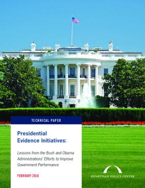 Presidential Evidence Initiatives: Lessons from the Bush and Obama Administrations' Efforts to Improve Government Performance