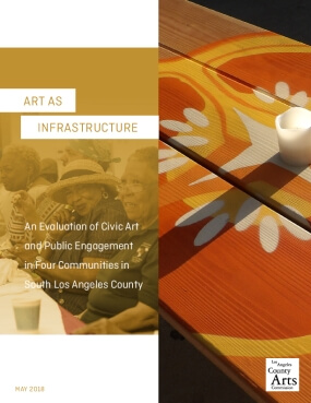 Art as Infrastructure: An evaluation of civic art and public engagement in four communities in south Los Angeles County