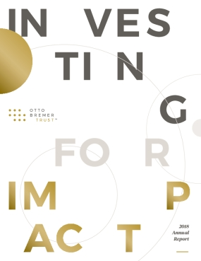 Otto Bremer Trust 2018 Annual Report