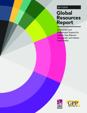 2017/2018 Global Resources Report: Government and Philanthropic Support for Lesbian, Gay, Bisexual, Transgender, and Intersex Communities